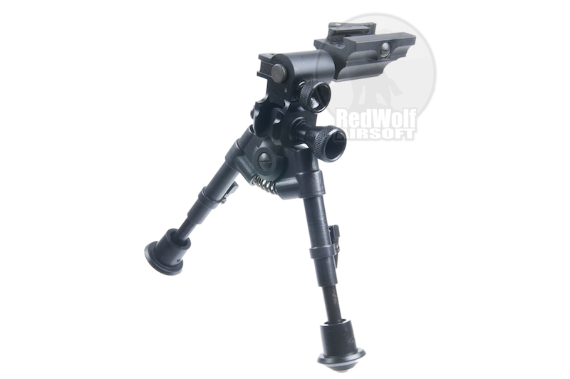 G&P Reinforced RIS Mounted Bipod (Short Version)
