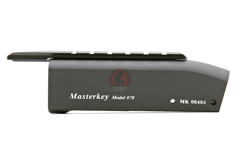 G&P Low Profile Top Rail w/ Masterkey Body