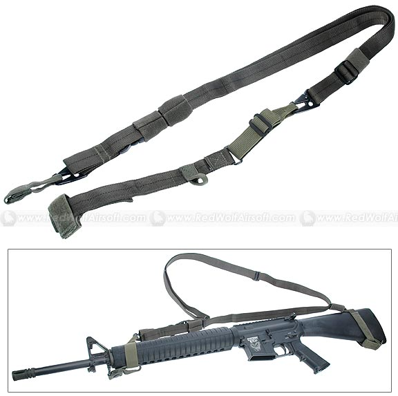 G&P 3 Point QD Sling (OD)