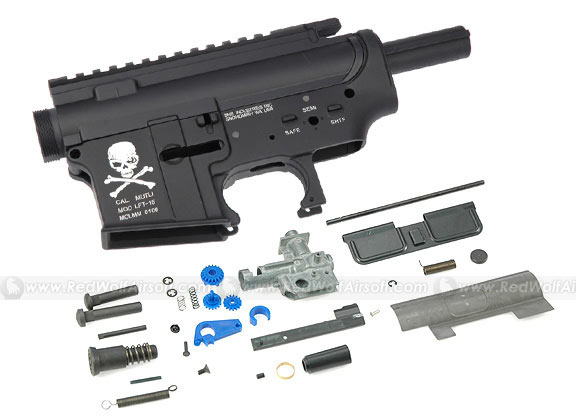 G&P SEAL Team Metal Body for M4 Series (New Type)