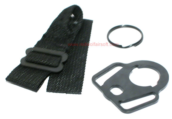 G&P Metal Rear Sling Adaptor Type B for M4 Series