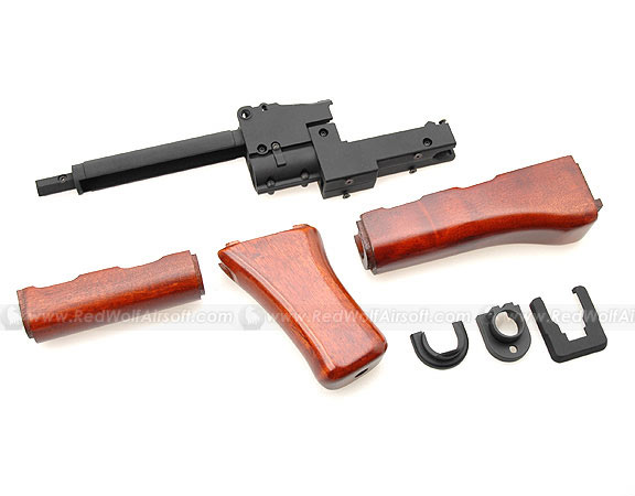 G&P AK Wood Kit for Marui AK47s