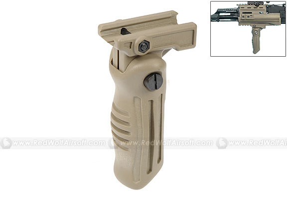 G&P Folding Grip for AK RAS (Sand)