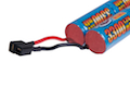 G&P 9.6v 3300mAh Battery (Ni-MH)(For EBR MK14 Mod O Conversion Kit)