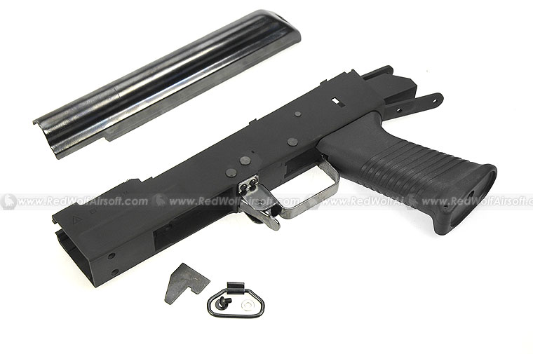 G&P AK Metal Body Set (FM Style, Fixed Stock, Black)