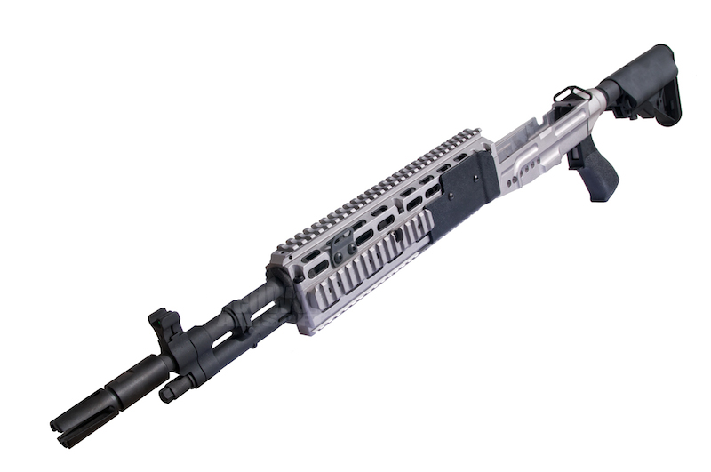 G&P EBR MK14 MOD I Conversion Kit (Sliver) (CNC Process)