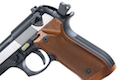 WE M92 Long Version with Brown Grip (Two Tone) no marking
