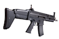 WE SCAR-L Open Bolt Version (Black)