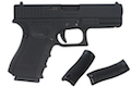 WE Model 19 GEN 4 Black (new grip)