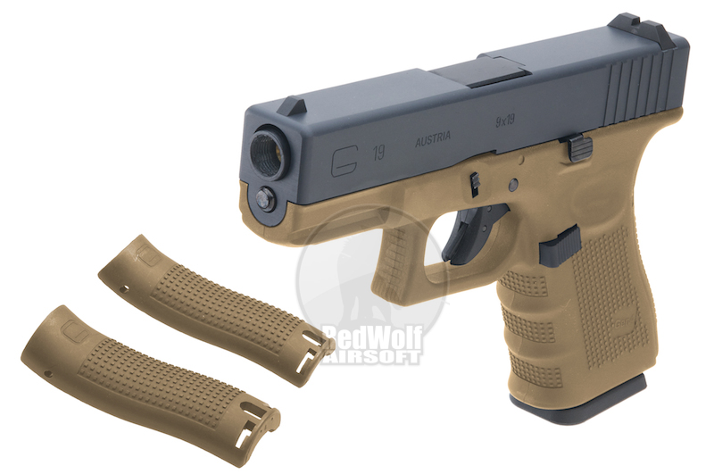 WE 19 GEN 4 - Tan