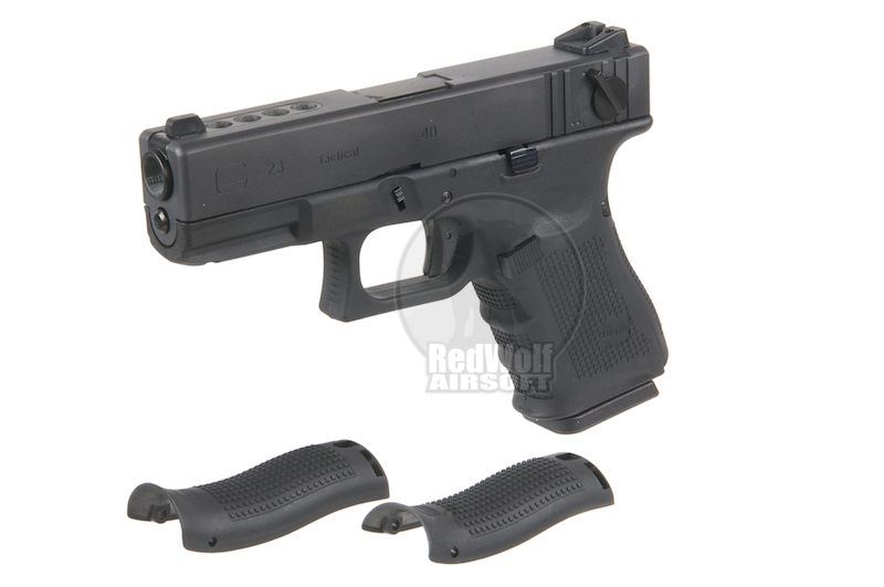 WE Model 23 Gen 4 Black