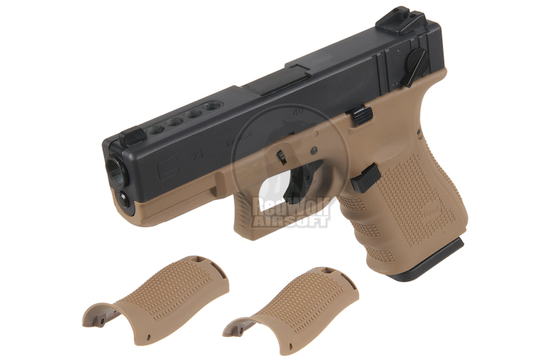 WE Model 23 Gen 4 Tan