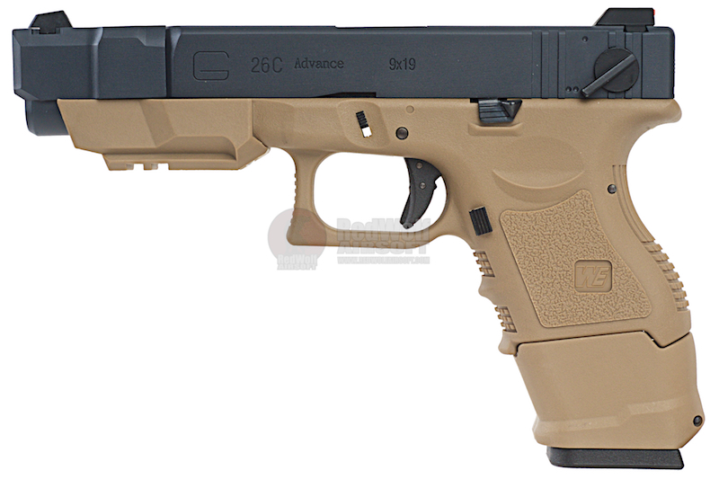 WE Model 26C Advance - TAN