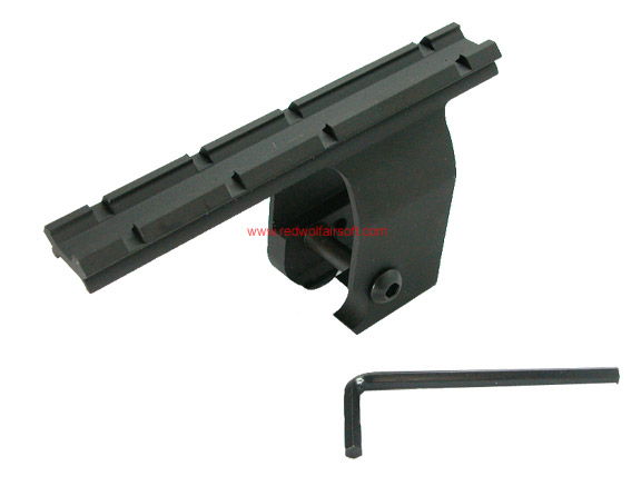 Hurricane Scope Mount for Marui M9 , Western Arms (WA) M9