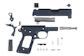Prime Kimber SIS Kits for WA SCW-3 - Matt Black
