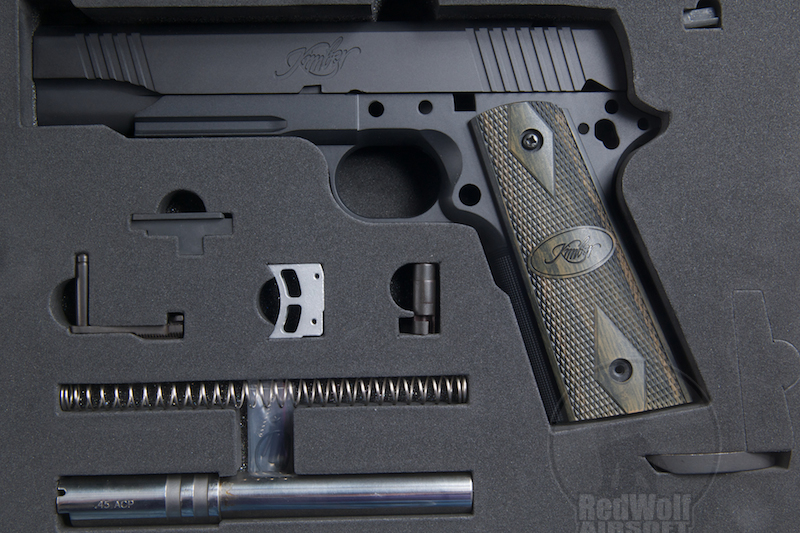 Hurricane Kimber Tactical Entry II Conversion Kit