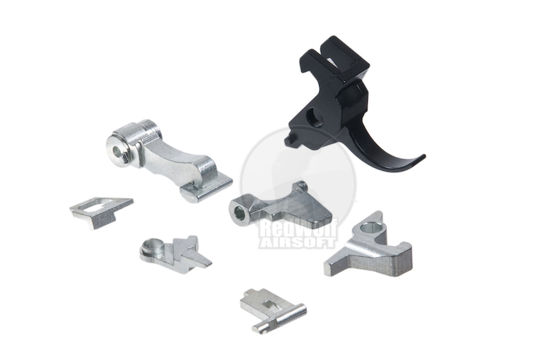Hephaestus Steel CNC Trigger Assembly For WE AK GBB