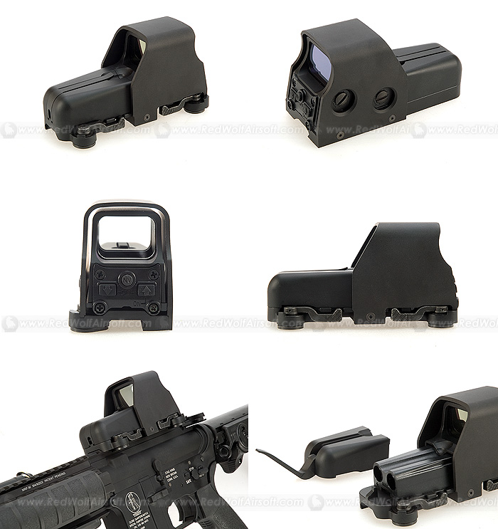 Eotech 553 Replica By Hurricane Ggg Eotech Lens Covers Airsoft