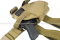 PANTAC Fully Adjustable Holster (Khaki /  Cordura)