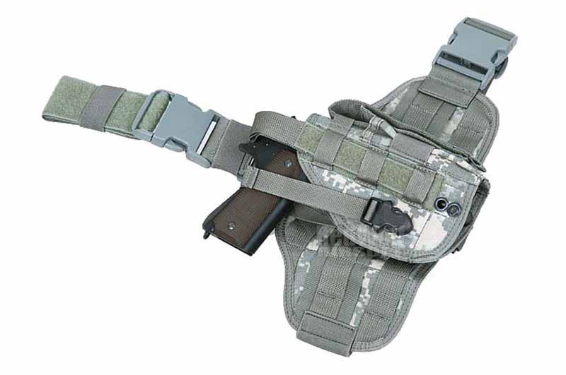 PANTAC Molle Pistol Holster Ver.1 (ACU / Cordura) <font color=red> (Holiday Blowout Sale)</font>