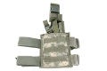 PANTAC SpecOps Seals Drop Leg Holster (ACU / Cordura / Ambidextrous) <font color=red> (Holiday Blowout Sale)</font>
