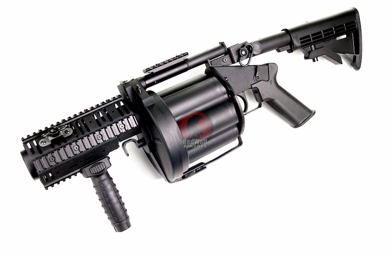ICS MGL w/ Metal Handguard 2013 Short Version