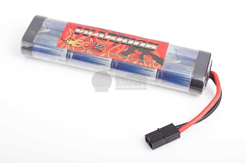 Intellect 9.6v 3600mah Battery (NiMH) - Large Type <font color=red>(Clearance)</font>