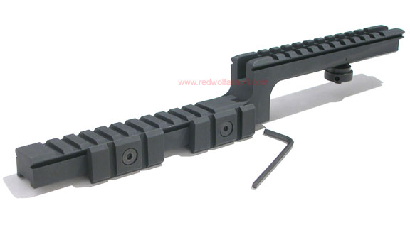 G&P M16A2 Z Type Rail Mount Base