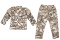 James Weekend Warrior AT Camo Combat Uniform  (XL Size)