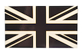 King Arms NVG IFF UK Flag - TAN