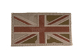 King Arms IFF UK Embroidery Flag (Tan)