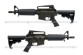 King Arms Colt M4A1 CQB (Licensed Trademarks)