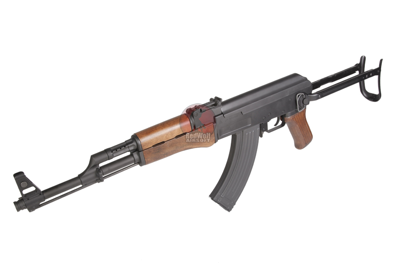 King Arms AK47S Wood Version AEG