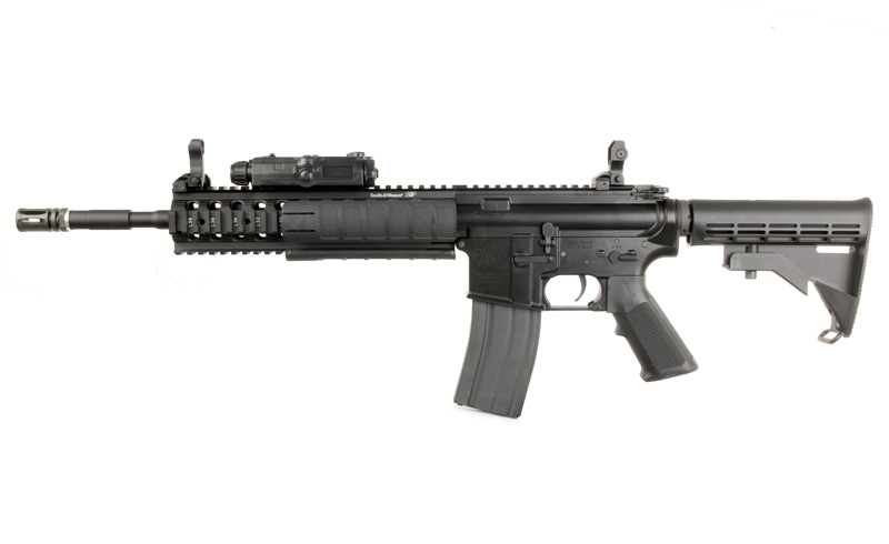 King Arms M4 Military & Police 15T Rifle