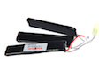 King Arms 11.1V 1100mAh 15C Triplet Type Lithium Battery
