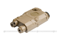 King Arms AN/PEQ-15 Battery Case (Tan)