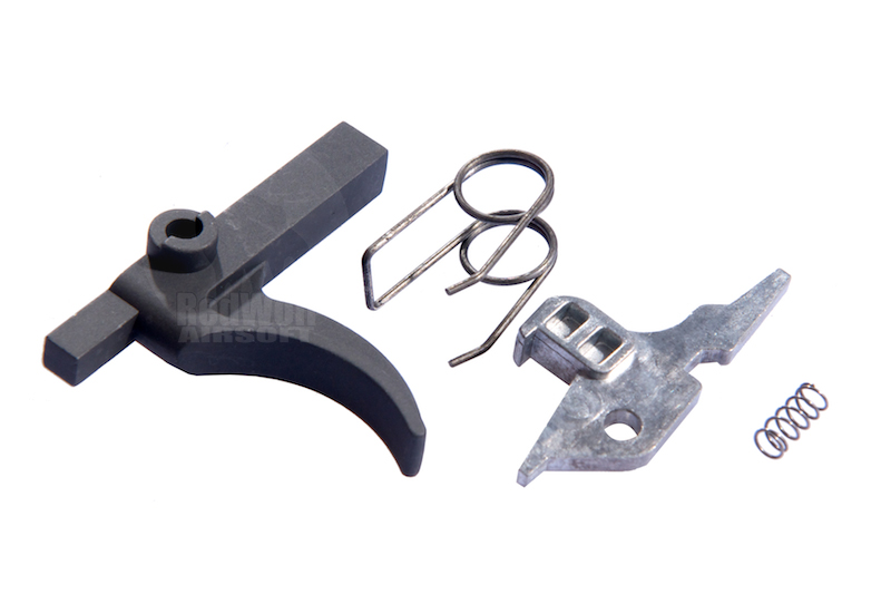 King Arms Trigger with Sear Set for King Arms M4 Gas Blowback