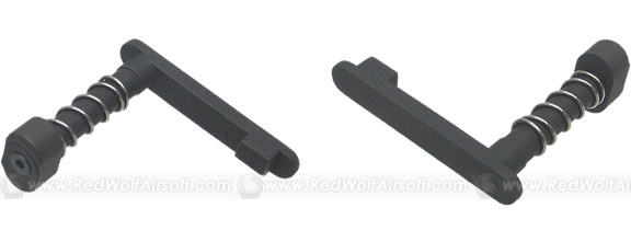 King Arms Mag Catch (Steel version) for M4 series
