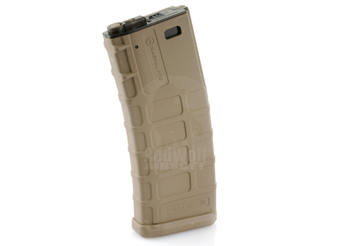 King Arms 360rds Magpul PTS PMag (Dark Earth)