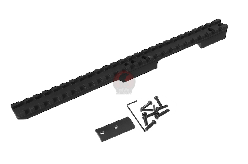 King Arms VSR-10 / M700 Series Extension Mount Base (Long)