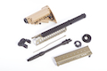 King Arms CASV Handguard Set w/MOD Stock Set