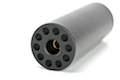 King Arms Power Up Carbon Fiber Silencer for KWA KRISS Vector (38 x 105 mm) - 16mm CW