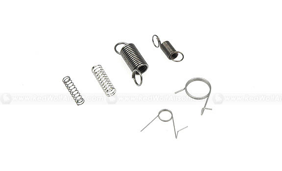 King Arms Gearbox Spring Set for Ver.2&3 Gearbox
