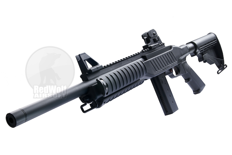 KJ Works 10/22 Gas Blowback Carbine (Long Magazine Version)<font color=red> (Holiday Blowout Sale)</font>
