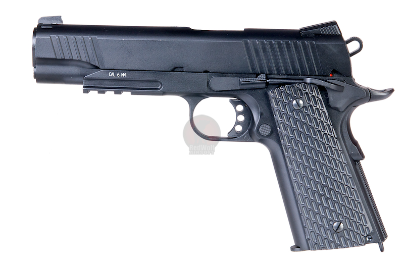 KWC M1911 A1 TAC CO2 Version