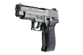 KJ Works Model 226 KP-01 (Full Metal, Black)