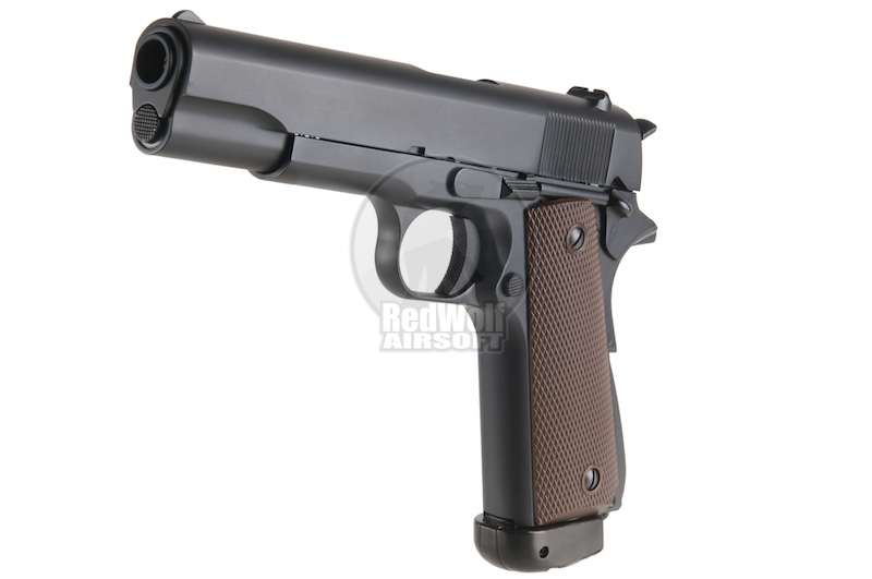 KJ Works M1911 CO2 (Full Metal, CO2)