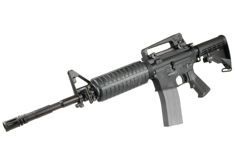KSC M4A1 Gas Blowback Carbine (Made in Japan)<font color=red> (Holiday Blowout Sale)</font>