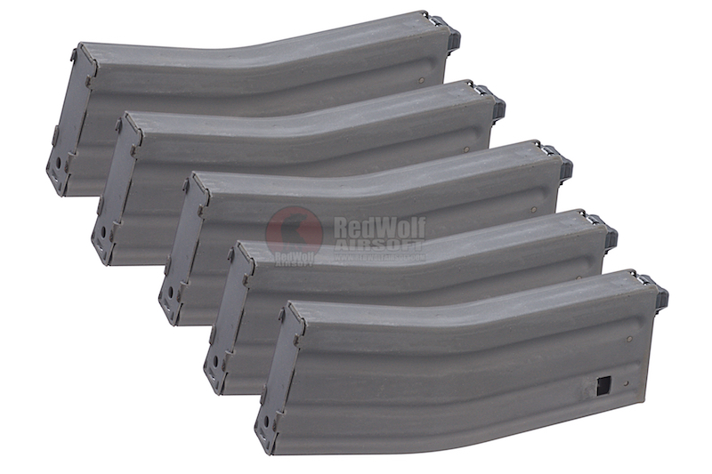 MAG 160rd Magazine for Systema PTW M4 / M16 Series (4 Pack)