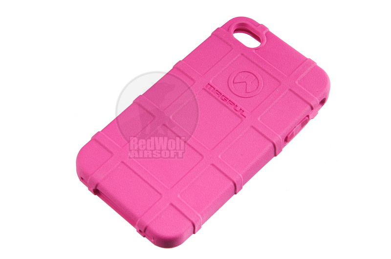 Magpul PTS iPhone 4 Field Case (new version) - Pink